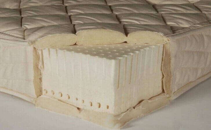 best latext mattress in india
