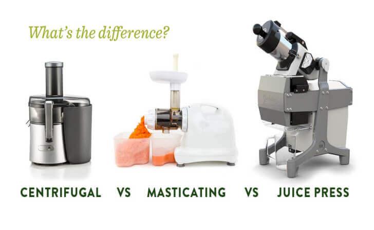 centrifugal-juicer-vs-masticating-vs-cold-press-juicer